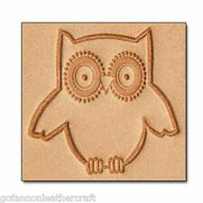Craftool 3-D Leather Stamp Owl (8678-00)