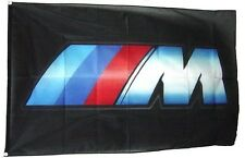 NEW BMW FLAG BANNER SIGN M POWER 3X5 FEET M5 M6 M3 coupe series 5 6 m4
