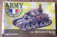 Heller Humbrol 1/35 Renault R-35 army of the world 81133