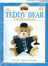 The Teddy Bear Collection Magazine - Issue.43, Ned the Nightwatchman