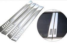 Air Chrome Door Pillar Post 6p For 01 10 Ssangyong Rexton