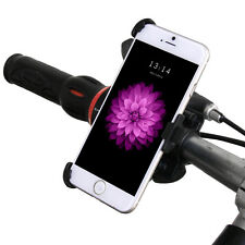 "360° Cycling Bike Bicycle MTB Handlebar Mount Holder Bracket for 4.7"" iPhone 6"