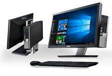 "Dell Optiplex 780 Intel Dual Core 4 GB Ram 320 GB HDD Win 7 With 19""Dell LCD Set"