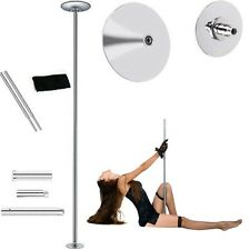 45mm Professional Dance Pole Fitness Portable Static Spin Exercise Loss Weight