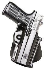 FOBUS ru-97 Cintura Holster halfer Ruger p85/p93/p94/p97, Taurus 24/7 .40 Cal 9mm