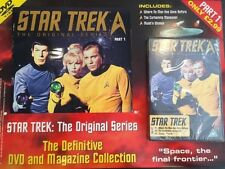 STAR TREK THE ORIGINAL SERIES: PART 1 (R2 DVD & MAGAZINE COLLECTION) (Sld/Card)
