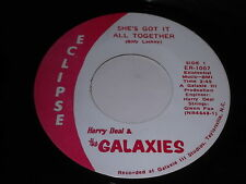 Harry Deal & The Galaxies:She's Got It All Together/Apple Wine 45 -Northern Soul