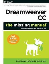 Dreamweaver CC: The Missing Manual: Covers 2014 release (Missing Manuals), Grove