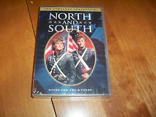 NORTH AND SOUTH COMPLETE COLLECTION Classic Civil War Mini-Series 5 DVD SET NEW