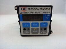 IVS52 – UE Precision Sensor Low Pressure Monitor LPSR5KP10-M01, 12-24V – NEW