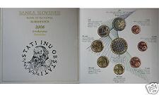 manueduc    2008  Eslovenia  con 9 coins  las  8  y  3 €  UNC