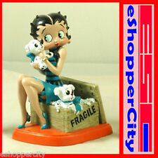 "Betty Boop  4.5"" Figure w/ Pudgies"