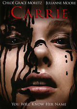 Carrie (DVD, 2014)Brand New