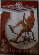 Body By Jake Cardio Cruiser Workout DVD Rev Up Results Fat Burning Program New