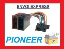Pioneer ISO Adaptateur mvh-150ui mvh-350bt deh-1500ub deh-1500ubb deh-1520ub