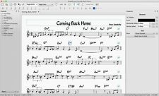 MuseScore (Professional Music Notation and Composition Software) for Windows/Mac