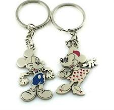 couple keychain Fashion Metal couples keychains Key Ring for lover