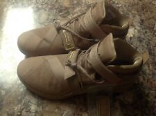 Nike Lebron Soldier IX Premium Shoes -DS-LBJ Army- Style# 749490 222- Sz 16 NWOB