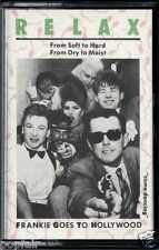 FRANKIE GOES TO HOLLYWOOD RELAX 1983 UK CASSINGLE ORIGINAL RELEASED IN 1984 FGTH