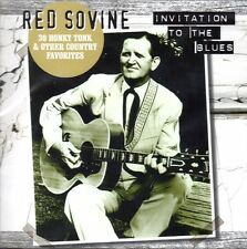 RED SOVINE .. WHY BABY WHY .. 30 HONKY TONK & COUNTRY FAVORITES .. OLDIES