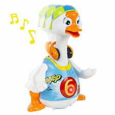 Walking Dancing Talking Hip Hop Goose 3 Dancing Styles Super Fun Toy