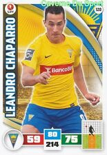 120 LEANDRO CHAPARRO ARGENTINA GD.ESTORIL CARD ADRENALYN LIGA 2016 PANINI