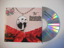 THE BASEBALLS : UMBRELLA ♦ CD SINGLE PORT GRATUIT ♦