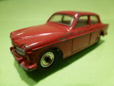 DINKY TOYS  1:43   VOLVO 122S     NO= 184   - IN GOOD  CONDITION
