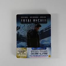 Total Recall Blu-ray Director's Cut[Korea Limited Edition, SteelBook, 2Disc]2012