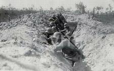 Austro Hungarian Stormtroopers Italy Trench World War 1 6x3 Inch Reprint Photo R