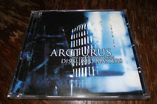 """ARCTURUS """"DISGUISED MASTERS"""" FIRST PRESS JESTER REC. TRICK 003 1999 YEAR"""