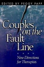 Couples on the Fault Line: New Directions for Therapists-ExLibrary