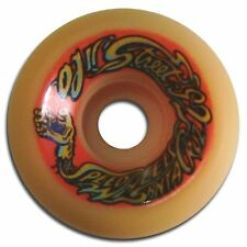 NOS Santa Cruz OJ II ELITE STREET Skateboard Wheels 60mm 92a DISCOLORED NATURAL