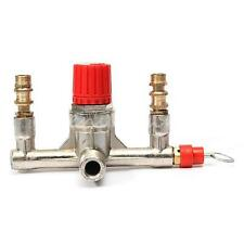 New Air Compressor Male Thread Pressure Regulator Valve Adapter Fitting Part