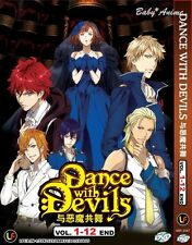 JAPAN DVD Anime DANCE WITH DEVILS Complete Series (1-12 End) English Subtitle