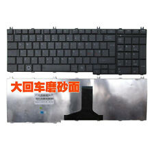UK Replacement Laptop Keyboard For Toshiba Satellite C650 L655 L670 L750 L750D