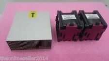 HP DL380 G6 CPU upgrade kit - Heatsink and 2 Fans 496066-001 496064-001