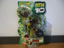 MOC Ben 10 Series 1 Alien Collection Vilgax 2006