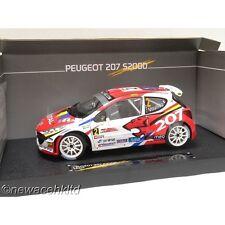 Peugeot 207 S2000 #2 Winner Rali Vinho da Madeira 2008 SUN STAR MODELS 1/18