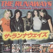 THE RUNAWAYS - Japanese Singles Collection (+2)  CD/SEALED/LITA FORD/JOAN JETT