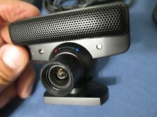 Sony PS3 Playstation USB Move Motion Eye Camera Microphone Zoom Lens