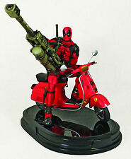 Deadpool Marvel Comics Gentle Giant Statue New Factory Sealed 2012