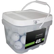 48 TaylorMade Tour Preferred X Mint Used Golf Balls AAAAA *In a Free Bucket!*