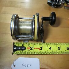 Garcia Mitchell salt water fishing reel narrow spool (lot#9345)