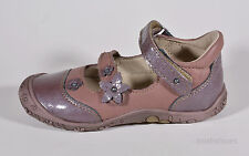 Noel Infant Girls Mini Idole Mink Leather Shoes UK 8 EU 26 US 8.5 RRP £49.00