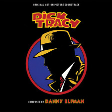 Dick Tracy - 2 x CD Complete Score - Limited Edition - Danny Elfman