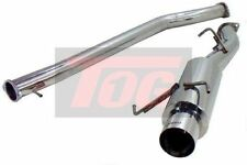JDM STAINLES STEEL CATBACK TURBO EXHAUST SYSTEM FOR NISSAN SKYLINE R32 RB20DET
