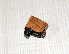 Improved New wood Body F. shure v15 type III Cartridge olive wood