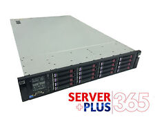 HP Server ProLiant DL380 G7 2x 2.93GHz HexCore 96GB 16Bay, 0 hard drive 2x Power