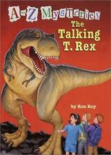 A to Z Mysteries: The Talking T. Rex (A Stepping Stone Book(TM))
